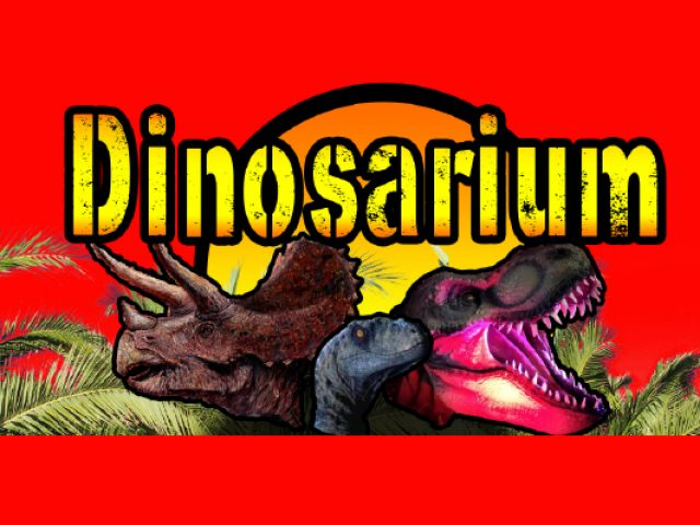 Dinosarium jurassic room escape game