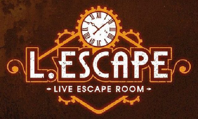 L.Escape Salle / « The Lucky Lock saloon »