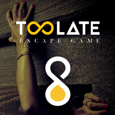 TOO LATE Escape Game / Salle « Very Bad Disco »